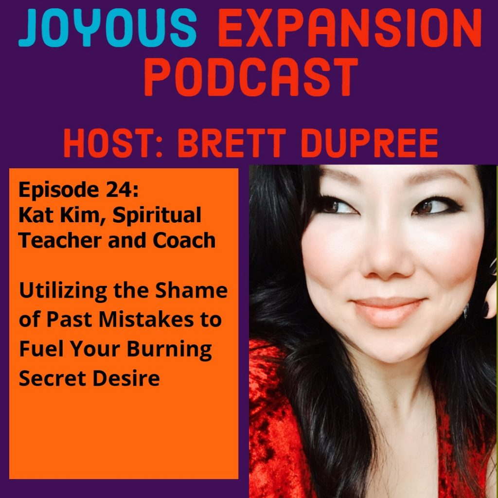 Episode 24: Kat Kim – Utilizing the Shame of Past Mistakes to Fuel